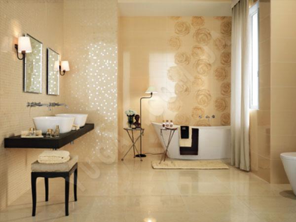 Керамическая плитка для ванной дизайн фото хрущевка