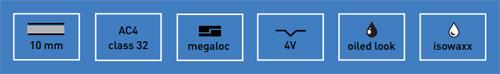 Ламинат Solido Authentic Elegance - характеристики