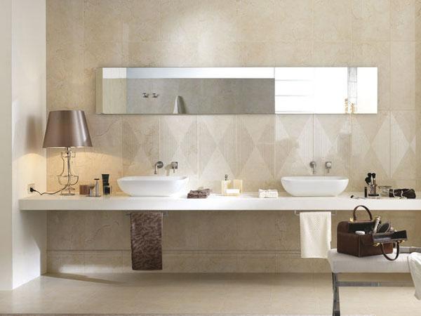 Ванная комната плитка италия смеситель для ванны душа teka aura однорычажный